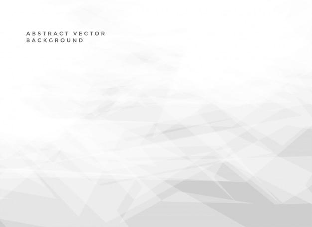 Astratto sfondo bianco con copyspace