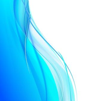 Astratto sfondo blu