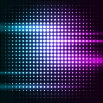 Astratto sfondo colorato discoteca