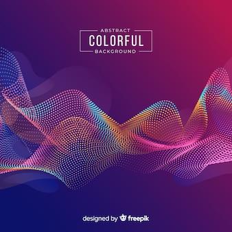 Astratto sfondo colorato