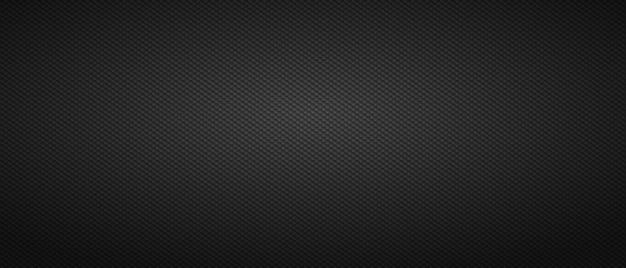Astratto sfondo nero con motivo chiaro senza soluzione di continuità.