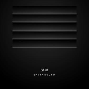 Astratto sfondo nero trama