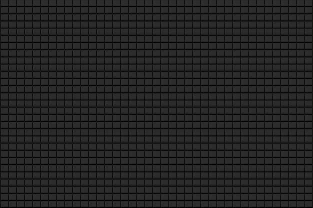 Astratto sfondo nero