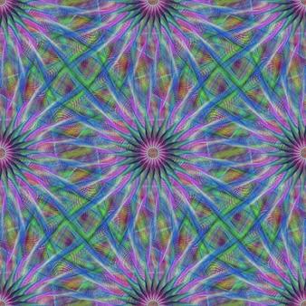 Astratto sfondo psichedelico