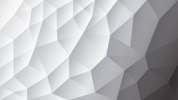 Astratto sfondo triangolato sfondo bianco sfondo grigio illustrator