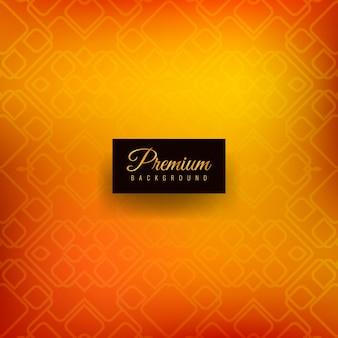 Astratto sfondo vettoriale premium premium vintage