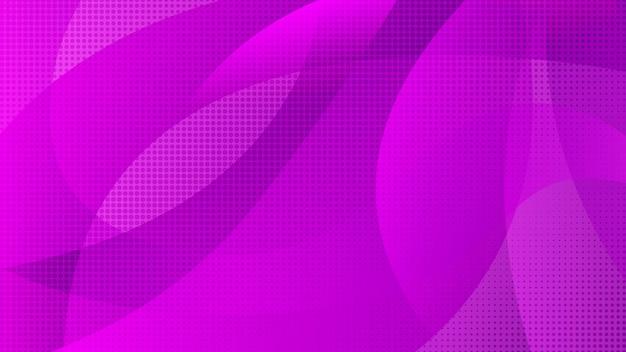 Astratto sfondo viola con mezzetinte