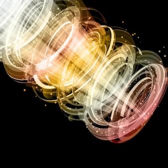 Astratto spirale