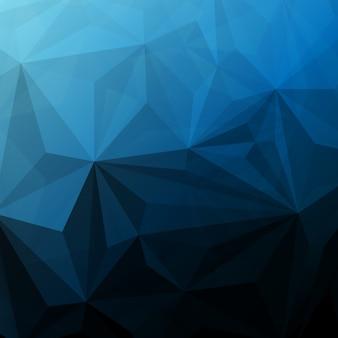 Astratto triangolare poligonale