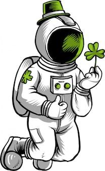 Astronauta irlandese