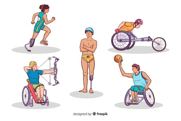 Atleta disabile