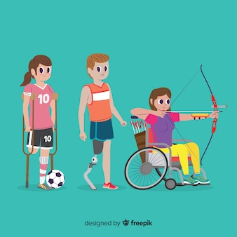 Atleta disabile
