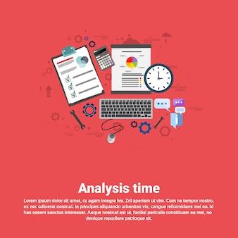 Attività di pianificazione della gestione del tempo di analisi finanziaria
