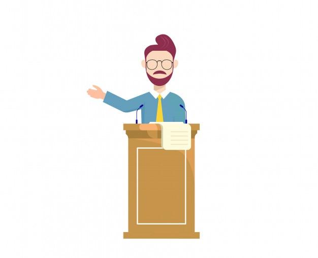 Attività di public speaking