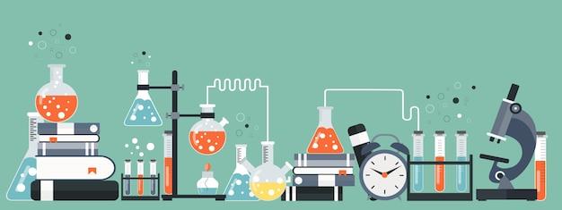Attrezzatura da laboratorio