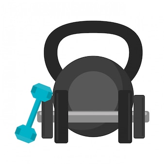 Attrezzature per fitness e palestra