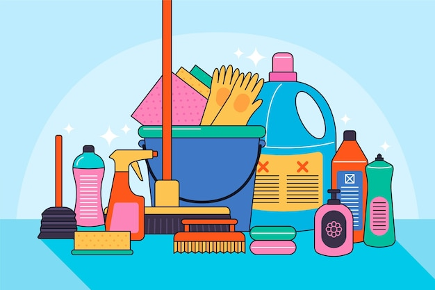 Attrezzature per la pulizia delle superfici