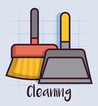 Attrezzature per la pulizia