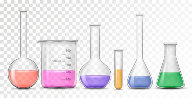 Attrezzature per laboratorio chimico