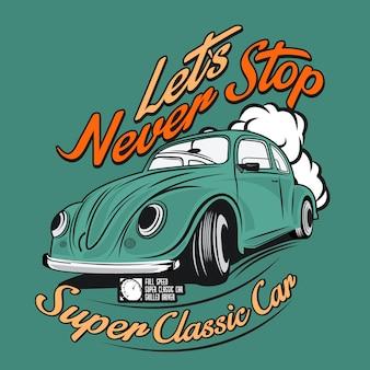 Auto da corsa classiche