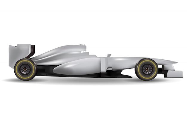 Auto da corsa realistica