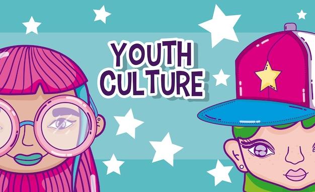 Avatar della cultura giovanile