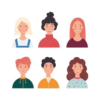 Avatar di persone