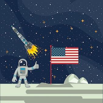 Avventura esplorativa spaziale