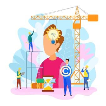 Avvocato servizi concept
