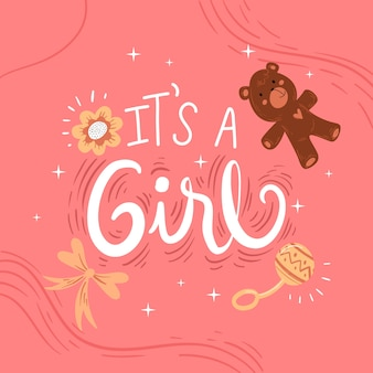 Baby girl ragazza sfondo