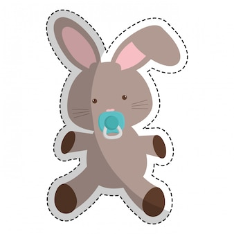 Baby shower related icon image