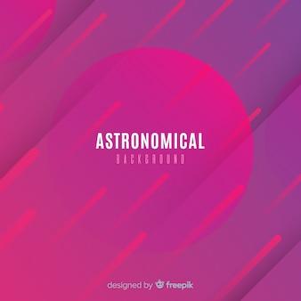 Backgound astronomico