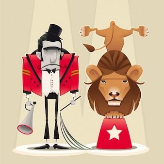 Background design circo