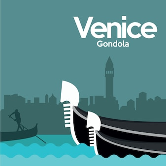 Background design venezia