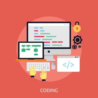 Background di programmazione web