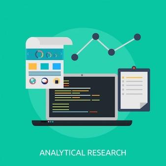 Background di ricerca analitica