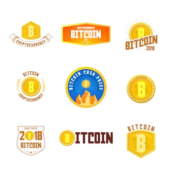 Badge bitcoin