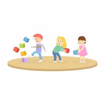 Bambini con disturbi del neurosviluppo come il disturbo da deficit di attenzione e iperattività