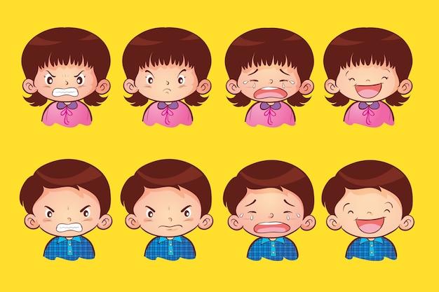 Bambini emozione