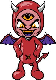 Bambino diavolo