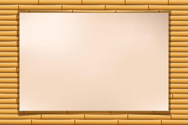 Bambù di carta