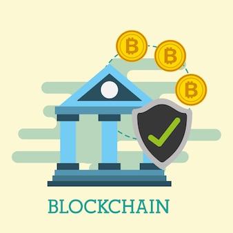 Banca economia finanziaria bitcoin blockchain