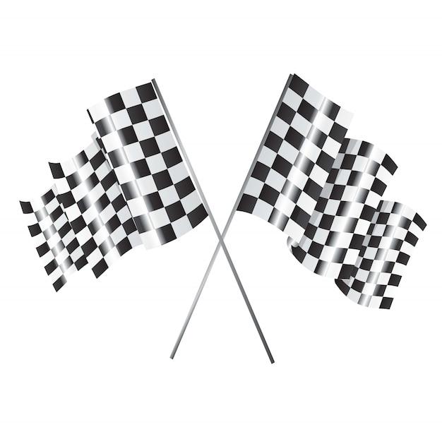 Bandiera da corsa