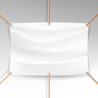 Banner bianco