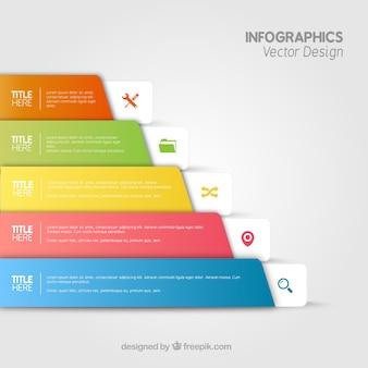 Banner commerciali infografica