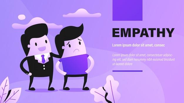 Banner di empatia