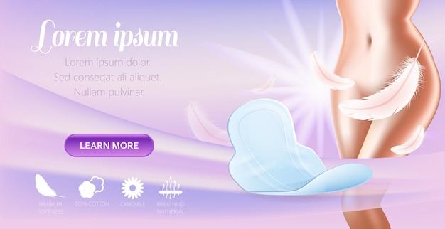 Banner di presentazione super slim e soft pads