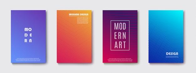 Banner di sfondo astratto. design moderno. colorato