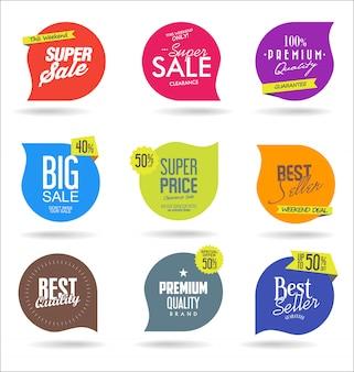 Banner di vendita