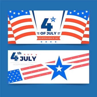 Banner festa dell'indipendenza